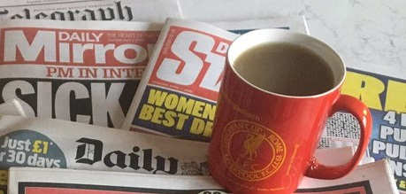 Fans call for S*n journo – who claims to support LFC – to have season ticket removed