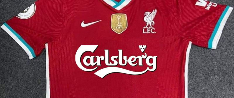 (Images) Concept art re-imagines leaked LFC kit with alternative crest & sponsor
