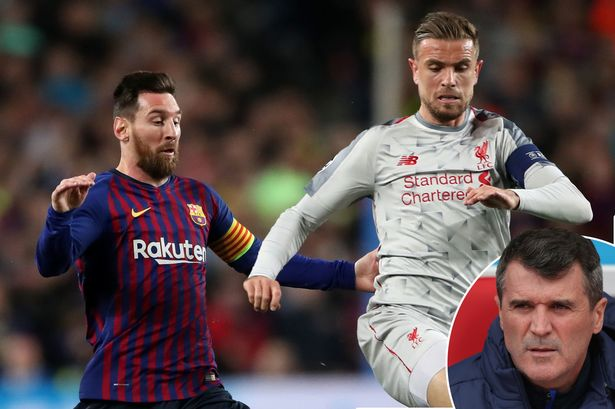 Henderson refused to swap shirts with Messi because of Roy Keane