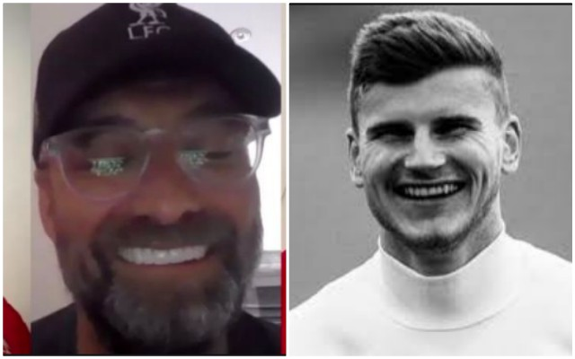 'Meetings scheduled with Jurgen Klopp' Werner to LFC takes unexpected step forward according to journalist