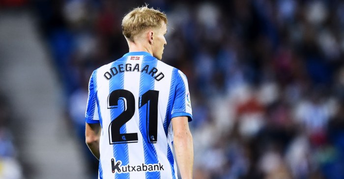 Eredivisie coach reveals LFC's failed swoop for Martin Odegaard last summer