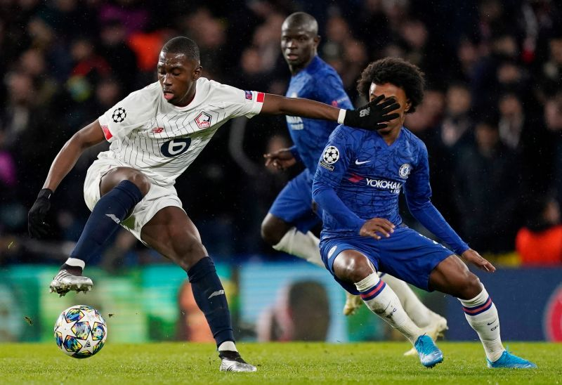 Jurgen Klopp 'in love' with Real Madrid target Boubakary Soumare – report