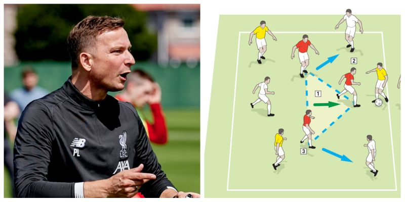 Liverpool have data model that identifies 'pressing victims' in opponents