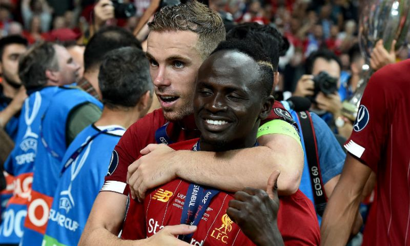 Mane explains why Henderson, not him, should be Player of the Year