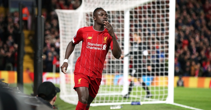Sadio Mane 'will accept' null & void and simply 'win it next year' instead