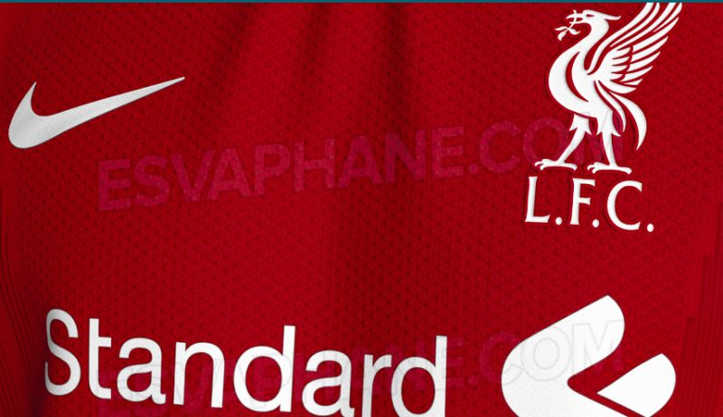 (Images) New Player Lettering Style on back of Nike's 2020/21 home shirt leaked