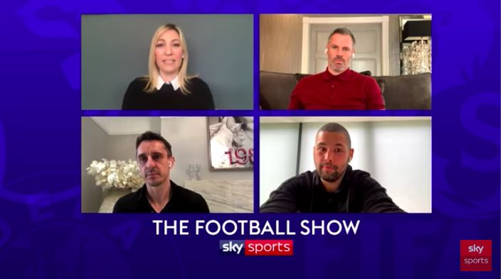 (Video) Tony Bellew winds up Jamie Carragher on Zoom call