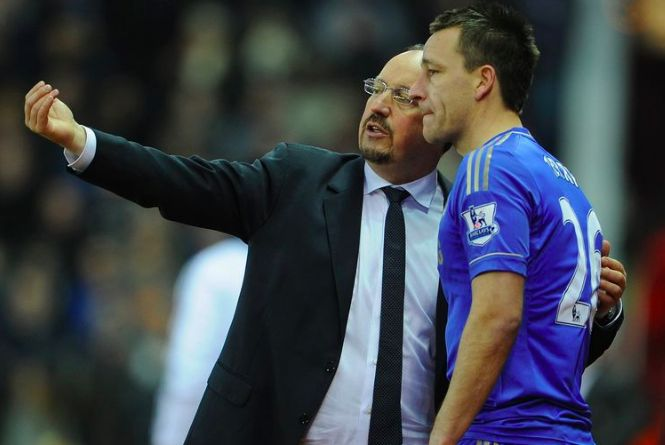 John Terry: I didn't like Rafa, he'd talk about Liverpool all of the time