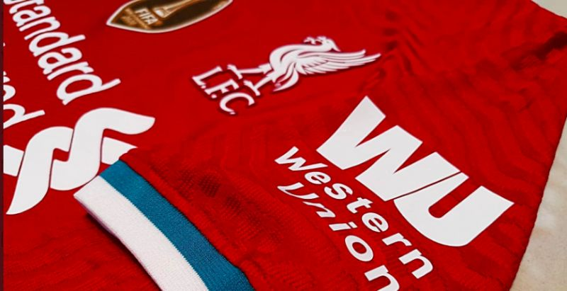 (Images) Liverpool's new Nike kit with the FIFA World Club Cup badge