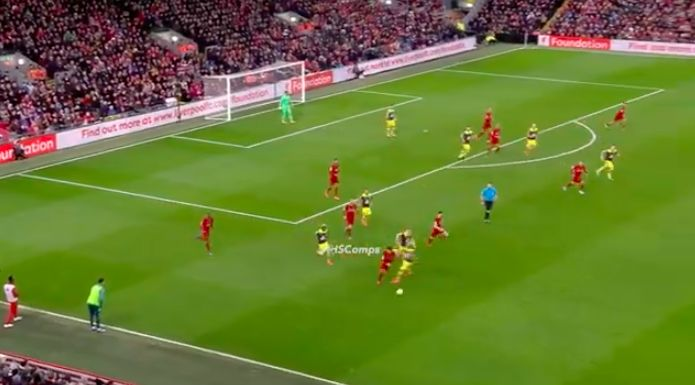(Video) Oxlade-Chamberlain's 2019/20 highlights: World-class goals; through-balls, dribbles and dynamo midfield play