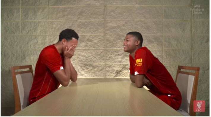 (Video) 'You better cut that!' Brewster & Trent in hysterics in 'Face Off'
