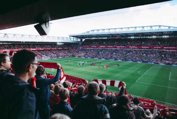 Liverpool will play in front of fans for the first time in over five months this week