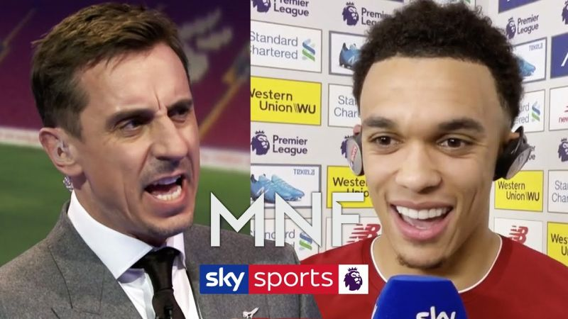 Trent wants to stay at right-back to surpass Gary Neville: 'When everyone picks their best ever PL team, I want my name, not his'