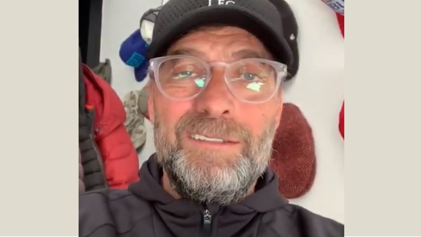 "(Video) ""I miss the boys"" – Jurgen Klopp can't wait to get back to Melwood"