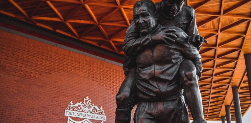 (Images) Liverpool resident takes photos of eerily desolate Anfield