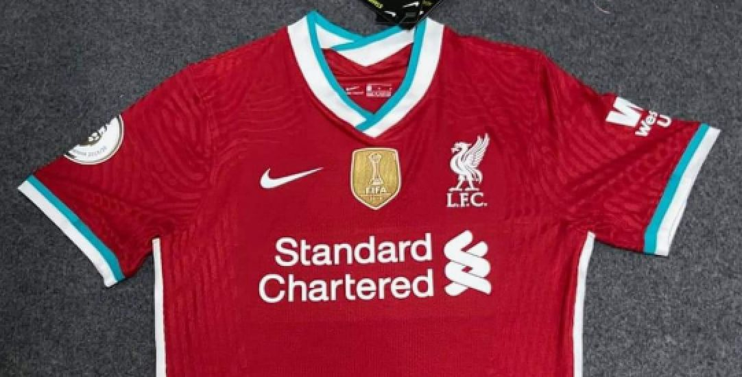 Prosperar sala arco  Image) New photo of LFC's Nike 2020/21 kit surfaces online