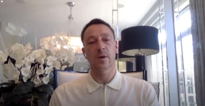 (Video) John Terry admits Anfield atmosphere is best he ever experienced