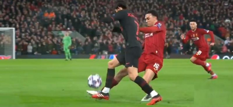 (Video) Compilation of Trent defending proves he's the best right-back in the business