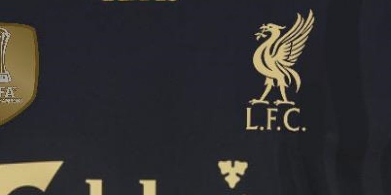 (Image) LFC fan recreates black alternative kit with modern badge format