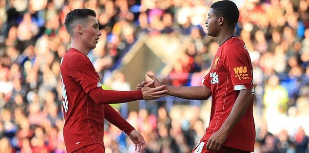 Liverpool no longer interested in loan deals for Harry Wilson; £20m price tag set – report