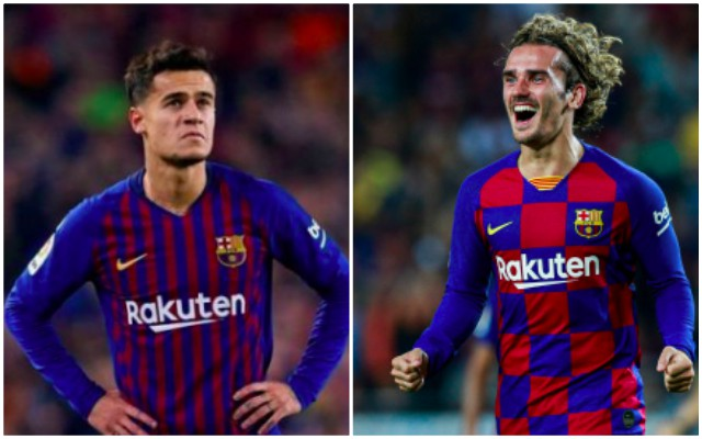 Coutinho could make bizarre PL return while Firmino's mate Griezmann on the move as well…