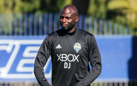 Djimi Traore says he's copying Klopp's tactics to bolster Seattle Sounders