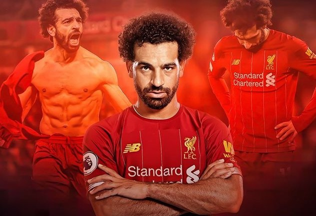 'My winger': Many LFC fans react as Salah bodies Sky Sports for embarrassing article