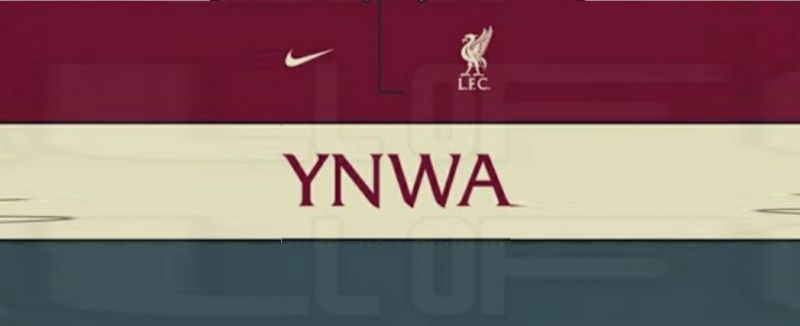 (Photos) Liverpool & Nike drop huge hint for 21/22 throwback kit with latest release