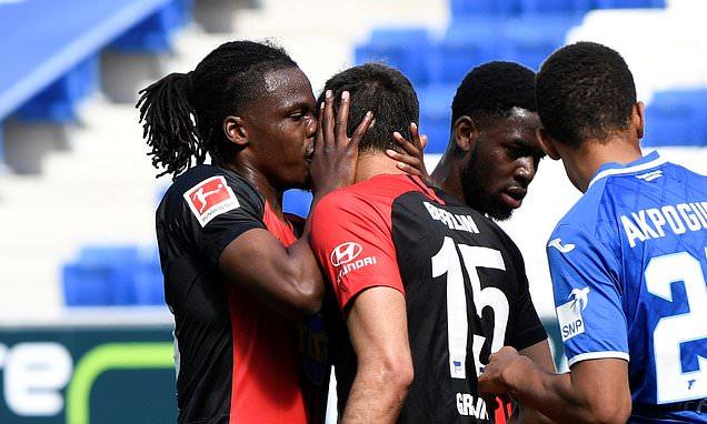 Marko Grujic dominant for Hertha Berlin in 3-0 win as Bundesliga returns