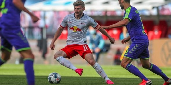 (Video) Timo Werner's best bits from this weekend as Bundesliga returns
