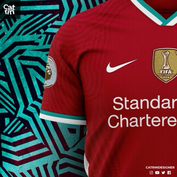 (Images) New LFC x Nike kit looks stunning in illustrator edit