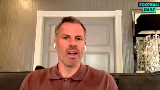 (Video) Carragher calls out hypocrisy of six Premier League clubs and is 'disappointed' in them