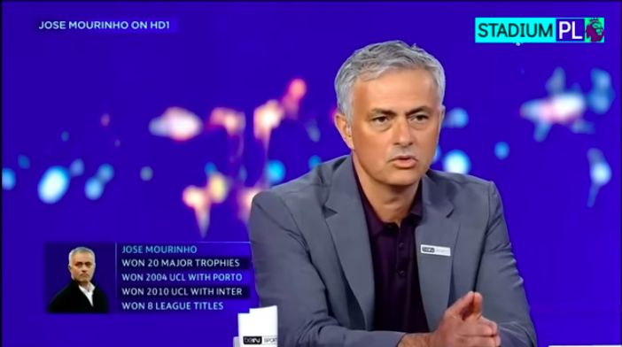 (Video) Mourinho's glorious studio explanation of Liverpool's win v Barca, on anniversary of the 4-0 thumping