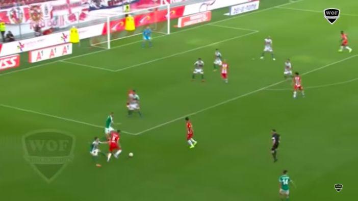 (Video) Dominik Szoboszlai highlights: Why Liverpool want £26m Rb Salzburg star