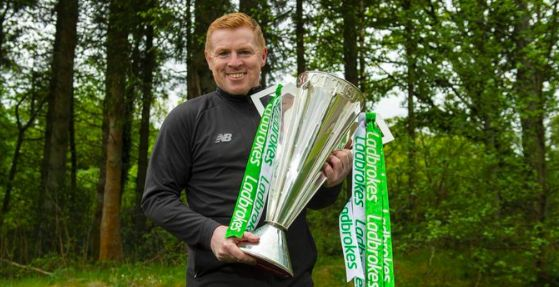 Neil Lennon has completely nailed it on 'tainted title' talk