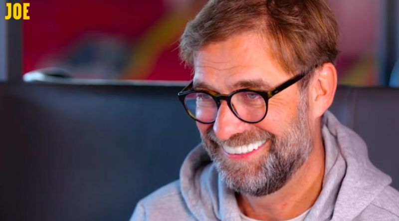 (Video) Klopp says his Liverpool squad will be remembered for generations