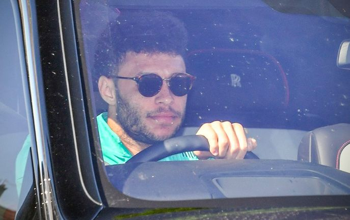 (Images) Liverpool stars arrive back at Melwood ready for training