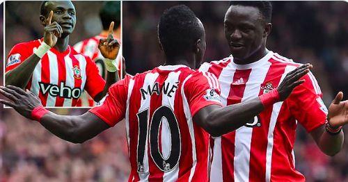 Sadio Mane told Wanyama his Southampton team-mates refused to pass to him, says Kenyan