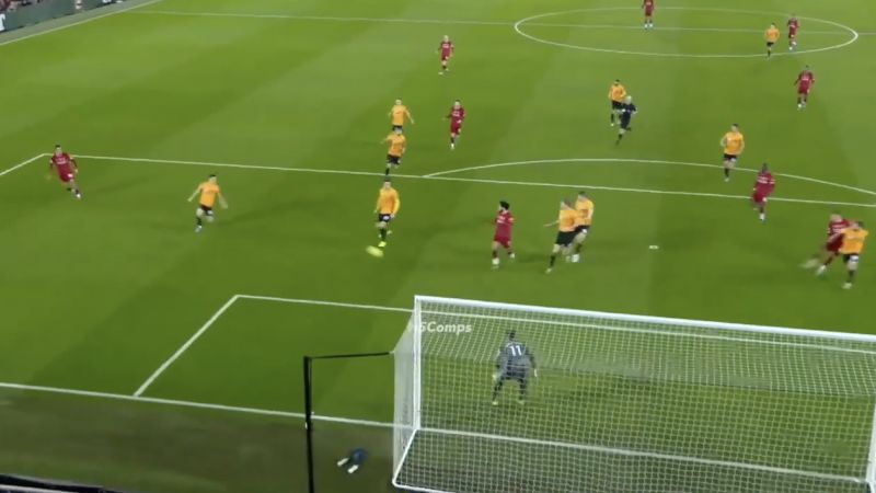 (Video) Look how many assists Trent would have this season if LFC finished these gilt-edged chances…