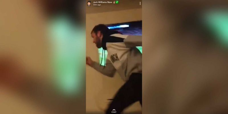 """(Video) """"Oh, what a sneaky one!"""": Hilarious clip of LFC fans celebrating Origi's Barca winner goes viral on Reddit"""