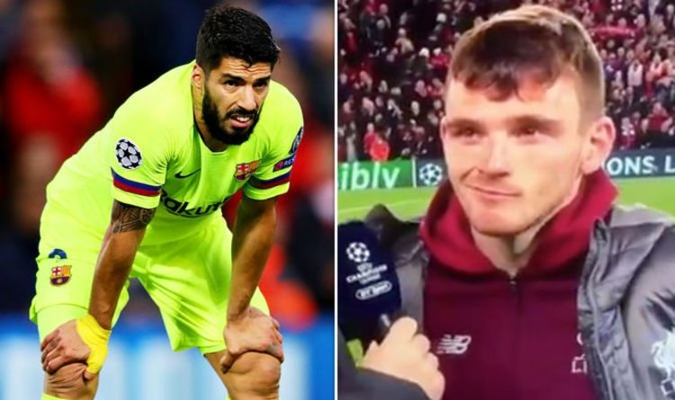 (Video) When Luis Suarez gloated in Robbo's face and lived to really, really regret it