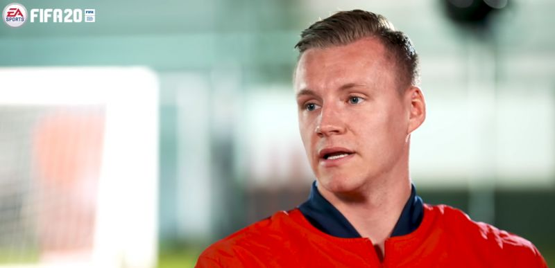 (Video) Bernd Leno says Alisson is clearly the best goalkeeper in the Premier League