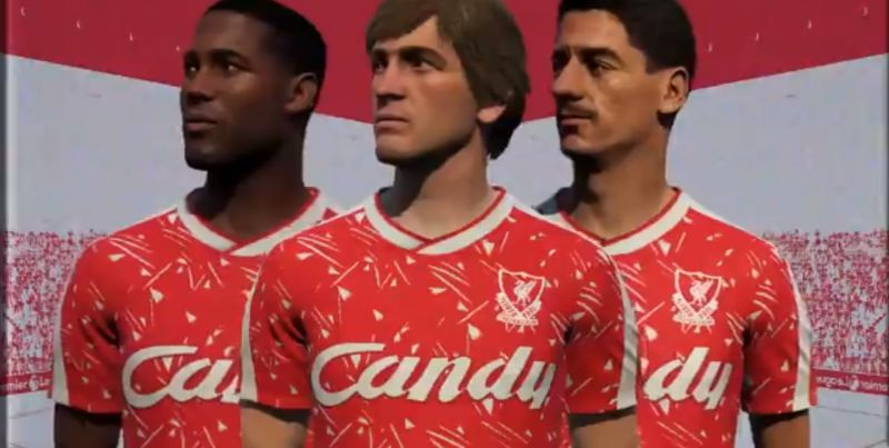 (Video) Liverpool release new kit for FIFA 20 players