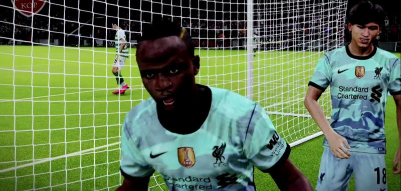 (Video) LFC's new Nike away kit in action on PES 2020 looks the part