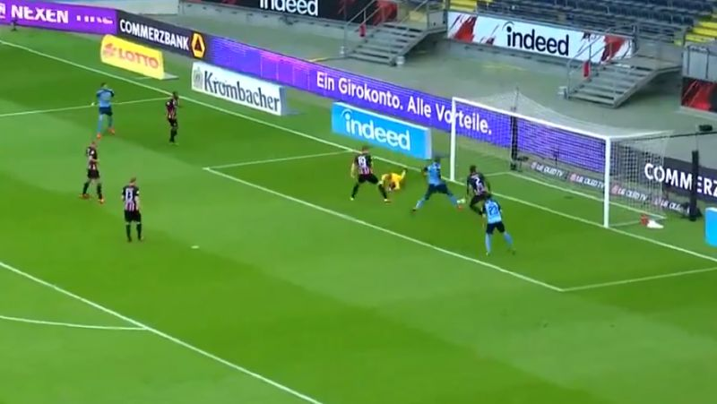 (Video) Reported LFC target Thuram finishes smart move in sixth minute as Bundesliga returns