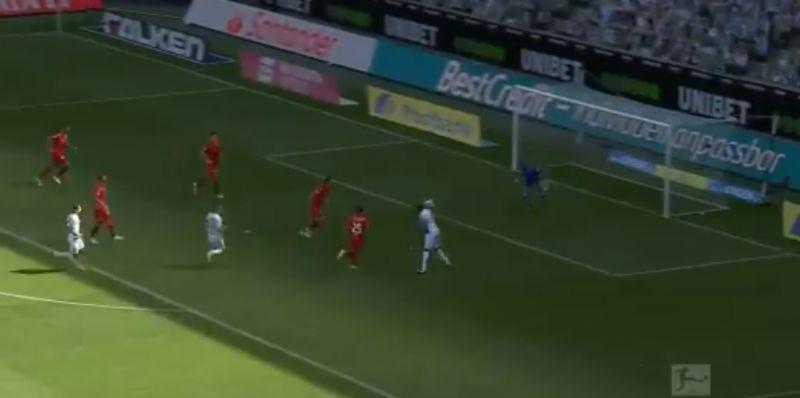 (Video) Liverpool target Marcus Thuram bags cool brace as Gladbach register Bundesliga win