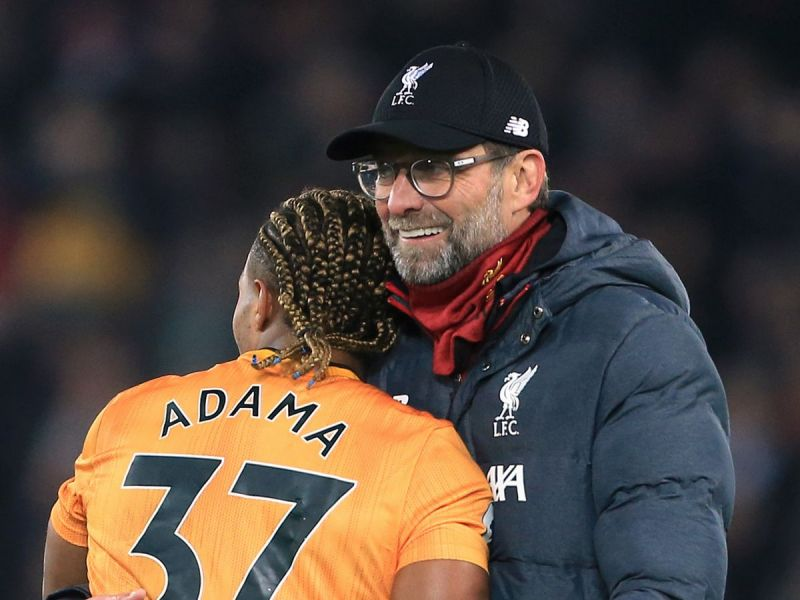 Adama Traore is 'p*ssed off' at Wolves manager Nuno, says David Ornstein – Liverpool linked heavily in the past