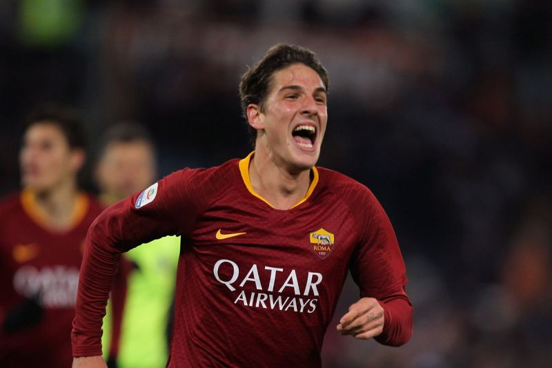 Liverpool to move for Zaniolo if Roma are forced to sell – report