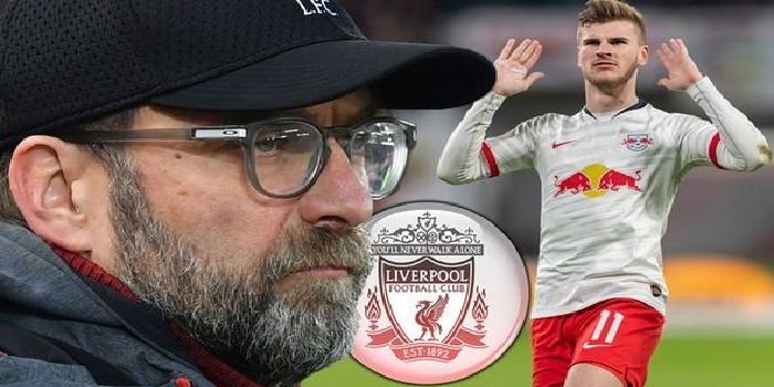 Klopp called Werner to explain why Liverpool weren't going to sign him – report