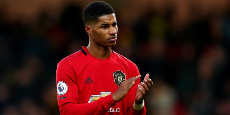 Rashford picked over Mo Salah in G-Nev's Team of the Year, while Carra also leaves LFC no.11 out